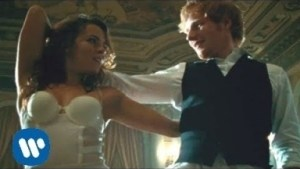 Video: Ed Sheeran - Thinking Out Loud